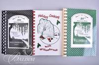 (16) Cookbooks Including The Blue Book, Smoky Mountain Magic, Tennessee Homecoming and Miss Daisy Entertains