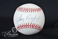 Sandy Koufax - Steiner Sports Memorabilia COA Included