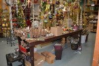 Glitter Table-Top Decor and Ornaments