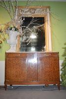Marbletop French Cabinet