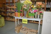Floral and Containers