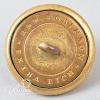 Non-Excavated Alabama Volunteer Corps 23mm Coat Size Button