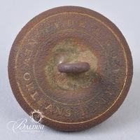 Excavated Two-Piece Louisiana State Seal 22mm Button