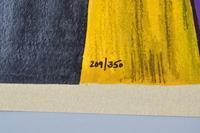 Linda Le Kniff Serigraph Signed, 209/350