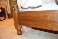 Antique Tester Bed