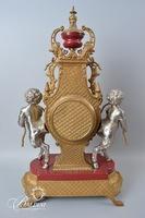 Imperial Italy Brevettato Three Piece Candelabra Set
