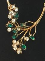Rhinestone Necklaces and Bracelets