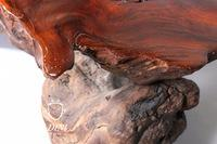 Petrified Redwood Table