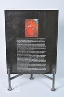 "Artist Signed Paul Harmon Book ""Crossing Borders"""