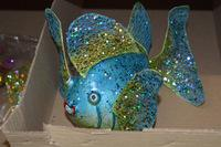 Sea Life Glass Ornaments