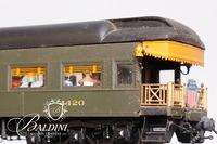 O-Gauge 6-6 Union Pacific 1420 Observation Car