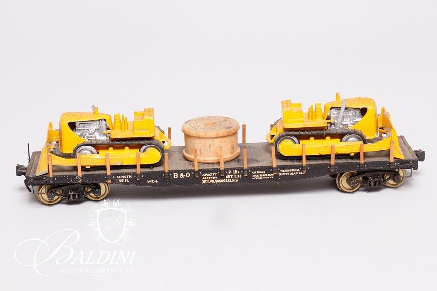 Lifetime Collectible Model Train Auction