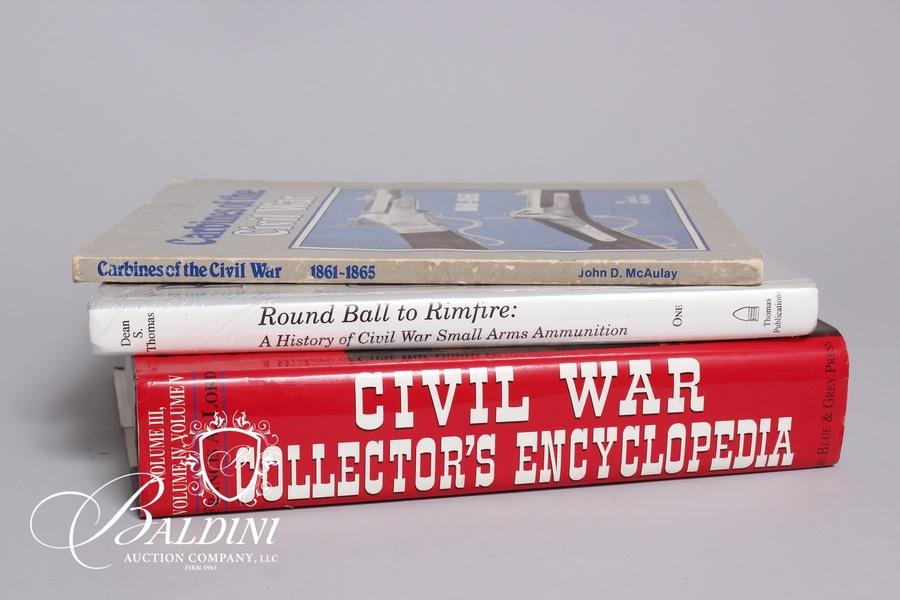 19th c. Firearms and Documents, Civil War and WWII Memorabilia & Coins