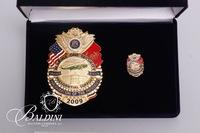 Marine One Security 2009 Inauguration Badge