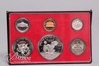 (10) U.S. Proof Coin Sets 1973-1982
