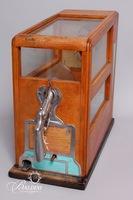 "1940's 1 Cent ""Hitler Gum Target"" Pistol Shot Trade Stimulator, Craig Company, Chicago"