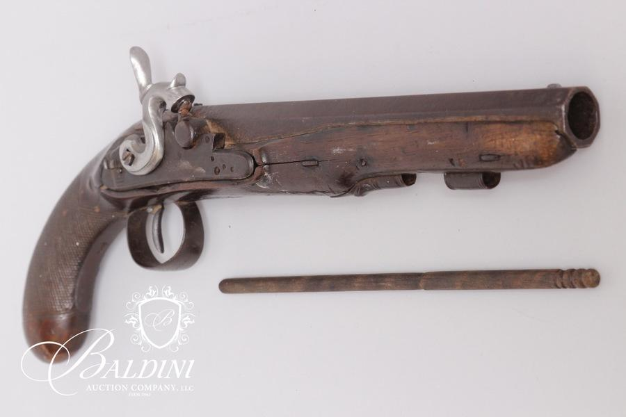 Baldini Auction - Auction: 19th c  Firearms and Documents