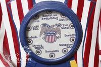 "Life Size ""Shake With Uncle Sam"" Grip Strength Carnival Game"