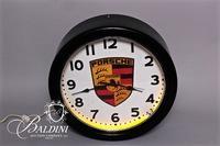 Porsche Neon Clock