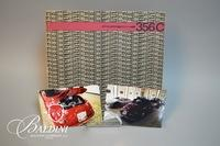 Rare Porsche 356 Script Brochure and Photos