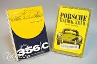 1963 Porsche 356C Driver's Manual and Technical Manual