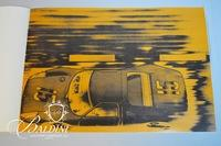 1964 Porsche 904 Carrera GTS German Factory Brochure
