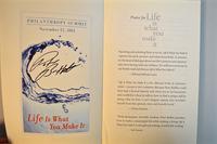 (5) Author Signed Books