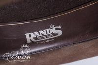 "Rand's Leather/Beaver Hat ""Unforgiven Drover"" Made for Black Bear Trading Company"