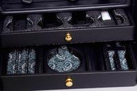 """""""Scatola del Tempo"""" Leather Watch Winder"""