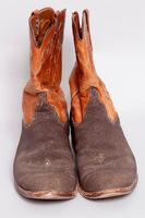 Handmade Lucchese Stingray Boots Size 10.5