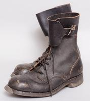 Leather Bata Best Steel Toe Boots Size 43