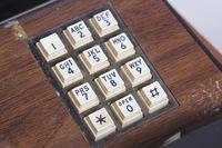 Vintage Deco-Tel Box Phone