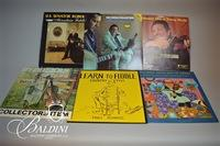 (11) Vinyl Albums