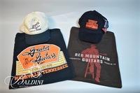 Gruhn Guitars Hat and Tee Shirt