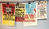(4) Hatch Show Prints