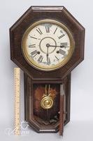 Regulator Clock with Key