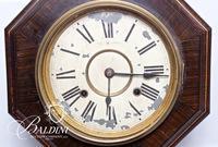 Regulator Clock with Key