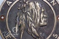 """American Elevators"" Bronze Elevator Emblem"
