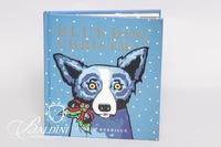 """""""Blue Dog"""" Christmas Book"""