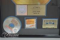 "John Michael Montgomery Gold Sales Record Recognition for ""Greatest Hits"""