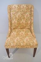 Pair Upholstered Side Chairs