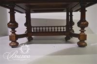 Eastlake Solid Wood Dining Table