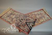 (3) Silk Rugs