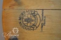 Seguin Moreaum Hand Crafted French 2-Handled Oak Platter