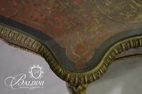 French Boulle Table with Ormolu Mounts