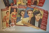 Vintage Redbook Magazines