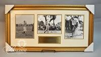 """The Starters"" Limited Edition Golf Print Created for Neiman Marcus with COA's"