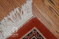 Hand Knotted Wool Kashmir Hunting Pictoral Rug