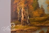Original Oil on Canvas, Signed C. Hall