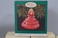 Various Years Hallmark Ornaments in Box, Approx. 15
